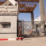 Gaza : l'Égypte rouvre partiellement le point de passage de Rafah
