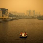 Les feux de forêt dévastateurs en Sibérie «quasiment» éteints