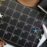En 2022, quels jours de congés poser pour avoir un maximum de vacances ?