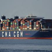 CMA CGM profite de la surchauffe du transport maritime au 2e trimestre