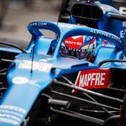 F1 : Esteban Ocon vise «encore un ou deux podiums» pour réussir sa saison