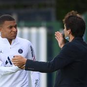 PSG : Kylian Mbappé participe normalement à l'entraînement