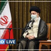 Nucléaire : le guide suprême iranien reproche à Biden d'avoir les «mêmes» exigences que Trump