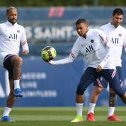 Messi, Neymar et Mbappé, le trio magique du Paris SG attendu à Reims