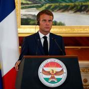 L'émigration afghane ne sera pas comparable à la vague migratoire syrienne de 2015, selon Macron