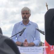 Au Mont Mézenc, Laurent Wauquiez met en garde contre le «poison» des divisions à droite