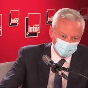 La facture du «quoi qu'il en coûte» s'élève à 240 milliards d'euros, selon Bruno Le Maire