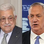 Rare rencontre à Ramallah entre un ministre israélien et le président palestinien
