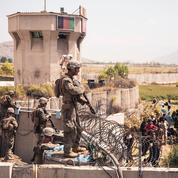 Afghanistan : qu'est-ce que la «zone protégée» dont Macron propose la création à Kaboul ?