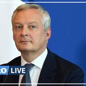 Aides aux entreprises : Bruno Le Maire annonce la fin du fonds de solidarité le 30 septembre et détaille le nouveau dispositif