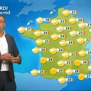La météo du mardi 31 août : chaud au Sud, ensoleillé partout en France