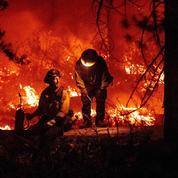 Californie : des milliers d'évacués dans une zone touristique menacée par les flammes