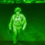 Une photo pour l'Histoire : 20 ans après, le dernier soldat américain quitte l'Afghanistan