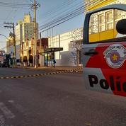 Brésil : des braqueurs lourdement armés sèment la terreur en ville