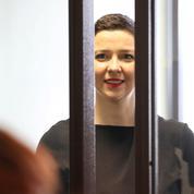 En Biélorussie, 12 ans de prison requis contre la figure de l'opposition Maria Kolesnikova