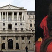 La Banque d'Angleterre décroche des portraits d'anciens directeurs accusés d'avoir profité de l'esclavage
