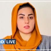 Le nombre de femmes journalistes à Kaboul en chute libre