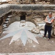 Le cœur sacré de la grande synagogue de Vilnius rejaillit sous la truelle des archéologues
