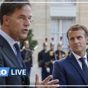 Macron et Rutte renforcent la coopération franco-néerlandaise