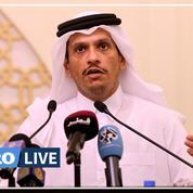 Afghanistan : le Qatar demande aux talibans de s'engager contre le «terrorisme»