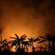 Brésil : un nombre toujours élevé d'incendies en Amazonie