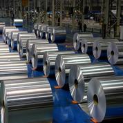 Les restrictions de production en Chine poussent l'aluminium à des records