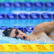 Jeux paralympiques : médaille de bronze pour Florent Marais en natation
