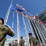 Défense : un général belge prend le commandement de l'Eurocorps