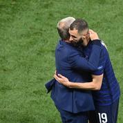 Bleus : Benzema affirme son soutien à Deschamps, «un grand sélectionneur»