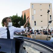 «À Marseille, Emmanuel Macron veut montrer que l'État est la solution à toute crise»