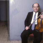Le violoniste russe Igor Oïstrakh est décédé à 90 ans