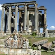 Une nouvelle statue d'Hygie, fille d'Asclépios, découverte en Turquie