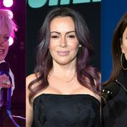 Cyndi Lauper, Alyssa Milano et Eva Longoria se mobilisent contre la loi qui restreint l'avortement au Texas