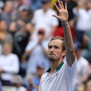 US Open : impérial, Medvedev rallie les huitièmes sans perdre un set