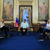 Venezuela: reprise des pourparlers entre le gouvernement de Nicolás Maduro et l'opposition