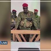 En Guinée, les forces spéciales revendiquent la prise de pouvoir et l'arrestation du président Alpha Condé