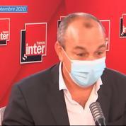 Manifestations anti-passe sanitaire : on y rencontre «des gens infréquentables», estime Laurent Berger
