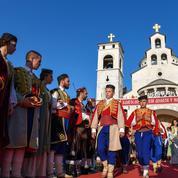 Monténégro: la police disperse des opposants à l'intronisation d'un évêque de l'Église serbe