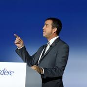 L'arrivée de Vincent Bolloré, une «bénédiction» pour Europe 1 selon Arnaud Lagardère