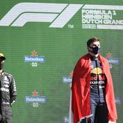 Red Bull et Verstappen ont fait «un grand pas en avant et c'est devenu difficile» pour Mercedes, reconnaît Hamilton