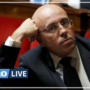Présidentielle 2022 : la droite embarrassée après les propos de Ciotti sur Zemmour