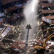 Avec la destruction du World Trade Center, près d'un million de pièces archéologiques ont disparu
