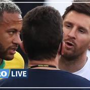 «Pourquoi ne sont-ils pas venus avant ?» L'incompréhension de Messi face au scandale sanitaire de Brésil-Argentine