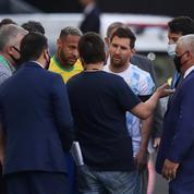 Covid-19 : Le scandale du «match de la honte» Brésil-Argentine en trois questions