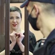 Biélorussie : Maria Kolesnikova, figure de l'opposition, condamnée à 11 ans de prison