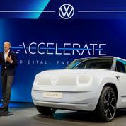 Volkswagen assume le rythme de sa transition électrique «compliquée»