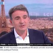 Présidentielle 2022 : selon Éric Piolle, «tout le monde s'en fout des sondages»