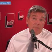 Présidentielle 2022 : la «porte» de La France insoumise «n'est pas fermée» à Arnaud Montebourg