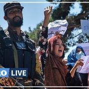Afghanistan : les talibans tirent en l'air pour disperser une manifestation anti-Pakistan à Kaboul