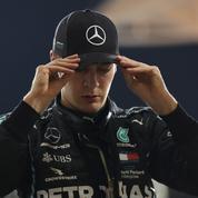 F1 : le Britannique George Russell confirmé chez Mercedes en 2022